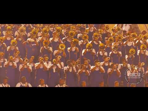 Leave Me Alone - Alcorn State Marching...
