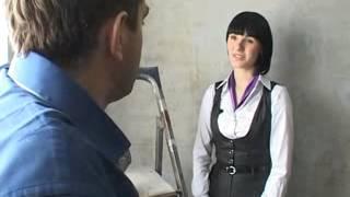 Установка белого матового потолка в спальне(, 2012-05-29T14:05:15.000Z)