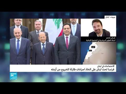 هل المطالبة بالقروض هو الحل الأمثل للأزمة الاقتصادية في لبنان؟  - 13:00-2020 / 1 / 24