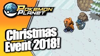 Pokemon Planet - Christmas Event 2018!