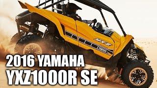 2016 yamaha yxz1000r se ride impressions