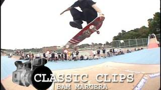 Bam Margera Old Skateboarding Classic Clips #22 HIM