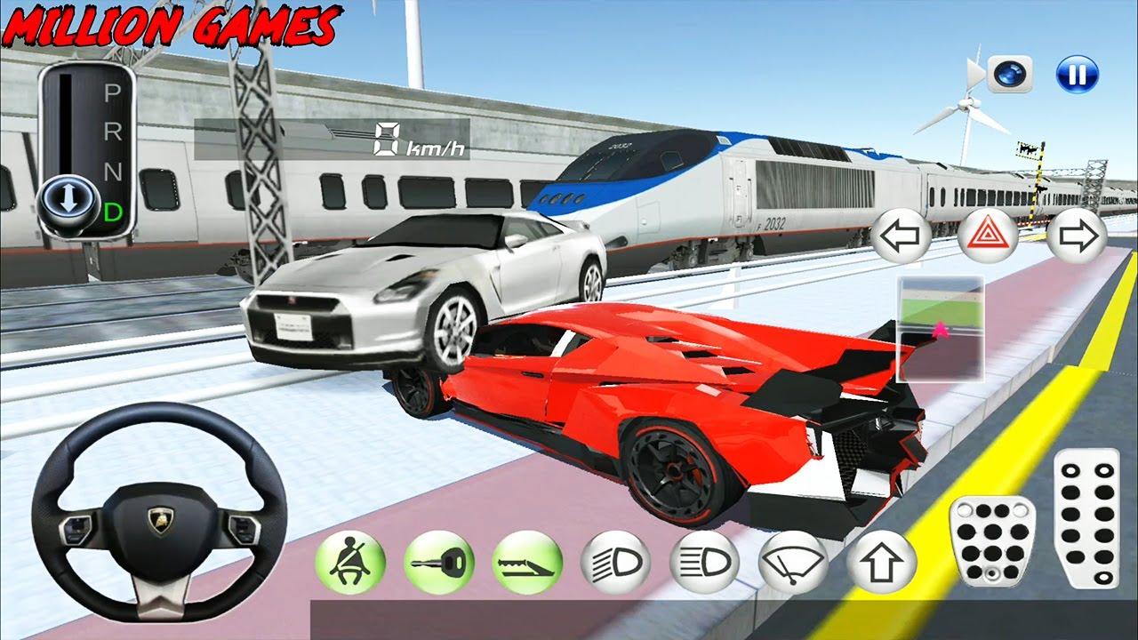 فئة القيادة 3D - محاكي القيادة  #11 - العاب سيارات - ألعاب أندرويد