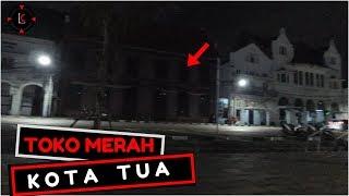 Download lagu Vlog ke TOKO MERAH KOTA TUA pas Malam hari MP3