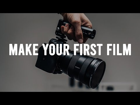 Make Your First Film: MUST WATCH for Documentary Filmmaking