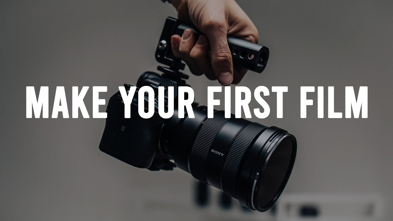 Download Make Your First Film: MUST WATCH for Documentary Filmmaking
