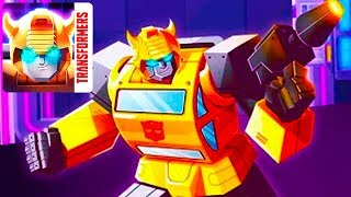 Transformers Bumblebee Overdrive (by Budge Studios) Android Gameplay Trailer