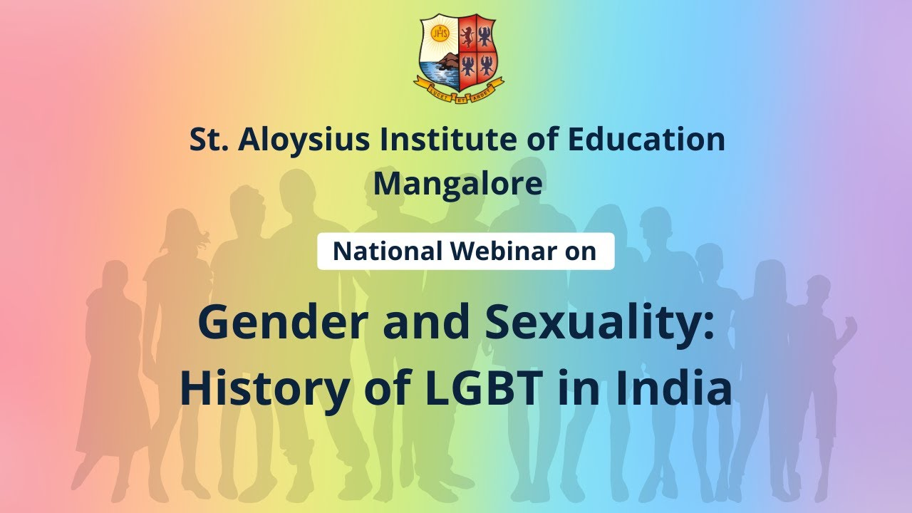 Download Webinar on Gender and Sexuality: History of LGBT in India