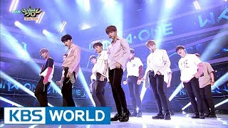 Gambar cover Wanna One - Energetic | 워너원 - 에너제틱  [Music Bank / 2017.08.25]