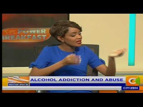 Power Breakfast: Alcohol ,addiction and abuse