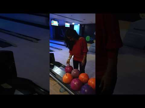 Bowling Aley Pacific Mall