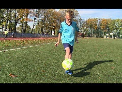Piłkarski talent z Mielca strzelał już gole Manchesterowi i Romie
