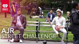 "AJR Play Pranks (Live & Random!) in the ""I'm Not Famous"" Challenge 