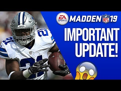 EA Just Updated Madden 19 Yet Again...Was The Biggest Issue Fixed?
