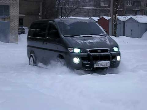 Hyundai H1 Starex 4x4