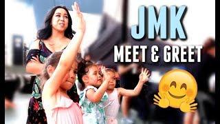 JMK's Meet and Greet! - itsjudyslife