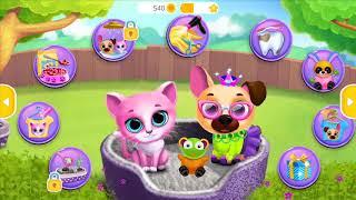 kiki & fifi pet friends - furry kitty & puppy care Kids Games Funny