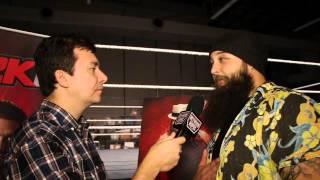 WWE Superstar Bray Wyatt on WWE 2K15, Finding Himself and Past Year in WWE