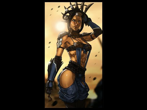 Mortal Kombat X Kitana Costumes And Locations How To 1080 HD