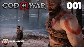 God of War #001 - Hirschjagd [PS4] Let's Play GOW