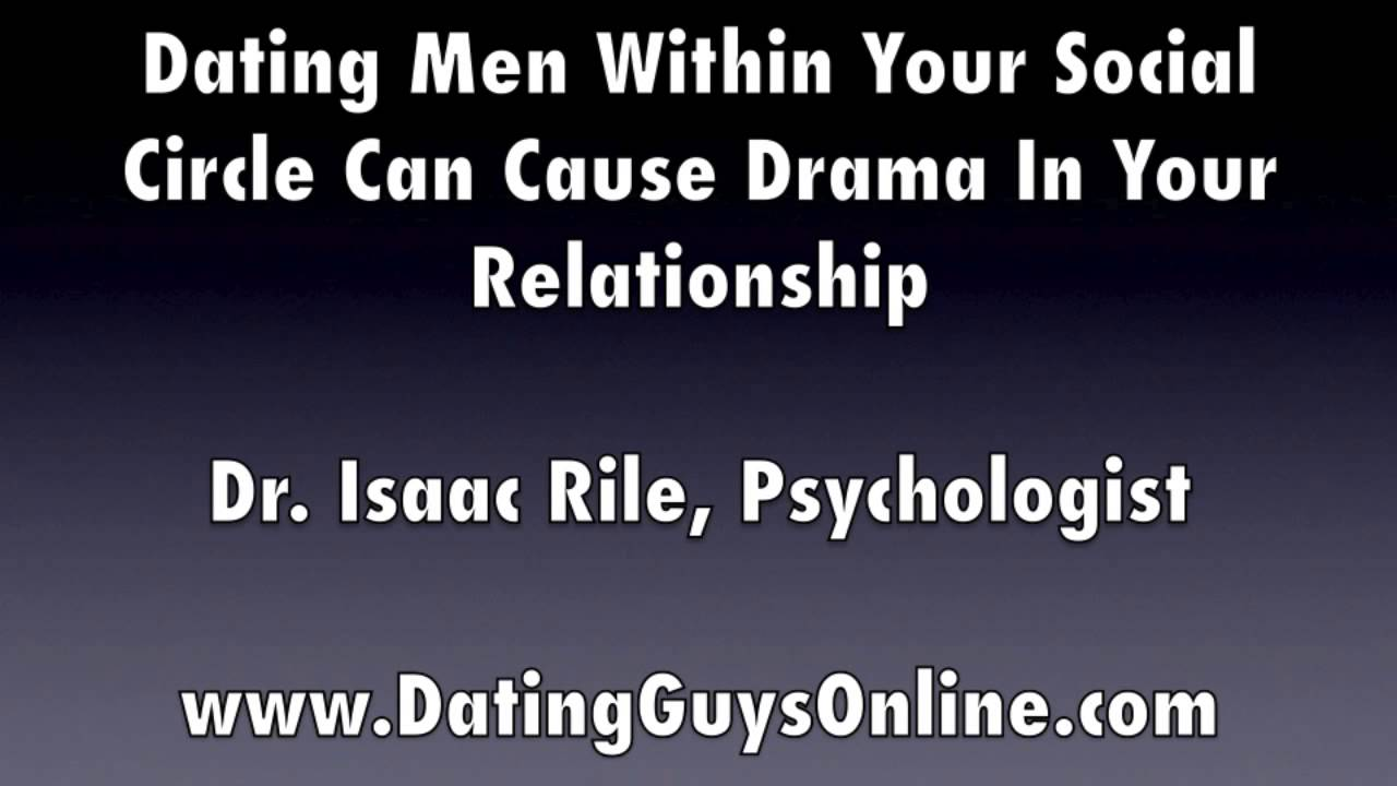 dating in the same social circle