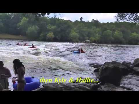 Floating the Ouachita
