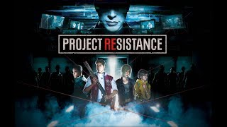 Project Resistance - Tokyo Game Show 2019 Trailer