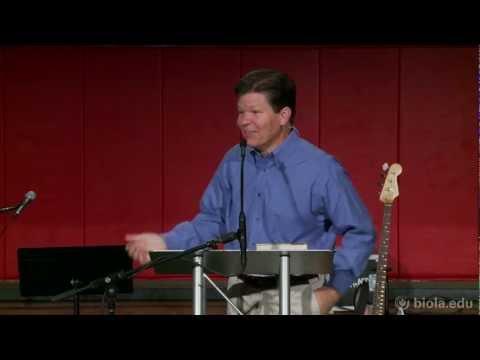 Craig Hazen: Dealing with Doubts - Biola University Chapel