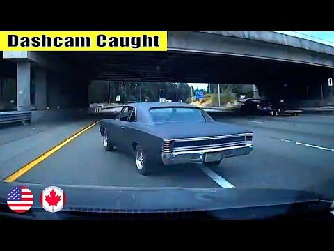 Ultimate North American Cars Driving Fails Compilation - 97  [Dash Cam Caught Video]