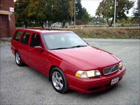 1998 Volvo V70 T5 - 167K - Auto - 2.3L Turbo - Leather ...