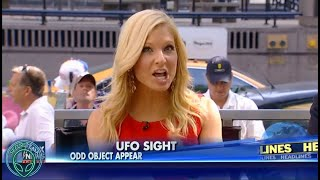 They Are SCARED of UFO Footage Like This..