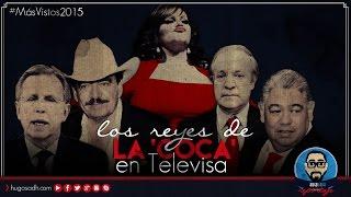 Los Reyes de la 'COCA' en Televisa
