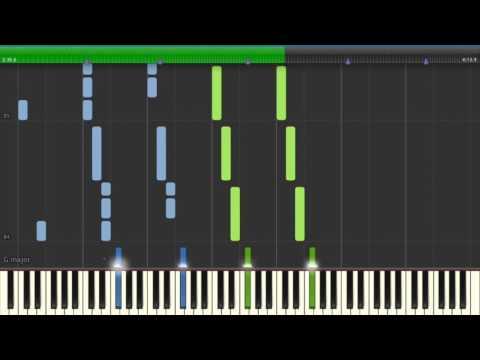Re:Zero Kara Hajimeru Isekai Seikatsu Medley Piano | Re:ゼロから始める異世界生活メドレー [Synthesia] | 6 Songs