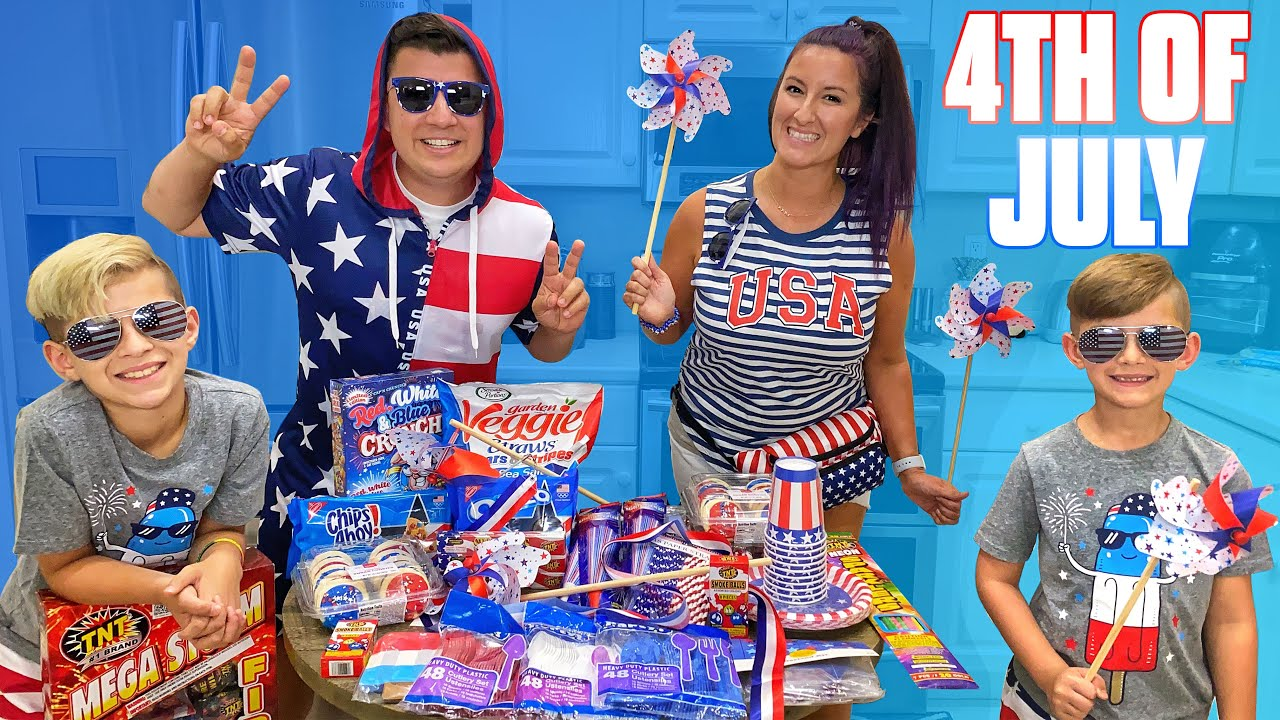 IS 4th OF JULY CANCELLED? QUARANTINE 4th OF JULY HAUL | FAMILY OUTFITS | PARTY IDEAS
