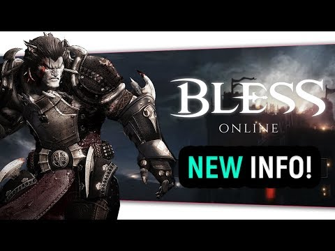 "🤑 ""Bless Online Payment Model Revealed"" + New Information #bless #blessonline #mmorpg #mmo"