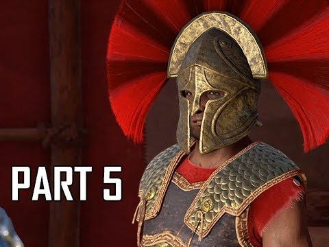 Download ASSASSIN'S CREED ODYSSEY Walkthrough Part 5 - Megaris (Let's Play Commentary)