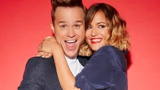 Olly Murs reveals why he will NEVER sleep with BFF & X Factor co-host Caroline Flack