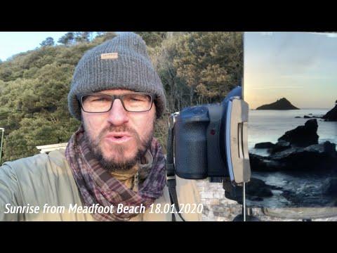 Meadfoot Beach 18.01.2020
