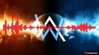 Alan Walker x David Whistle - Routine [Bass Boosted]