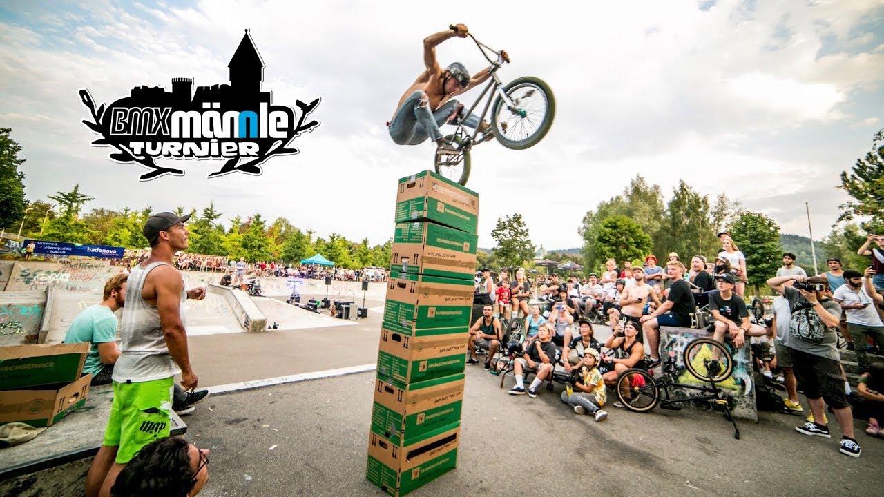 10. BMX Männle Turnier 2018 - Offizieller Clip