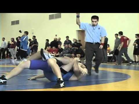 2010 Queens Open: 82 kg Ben Baxter vs. ?