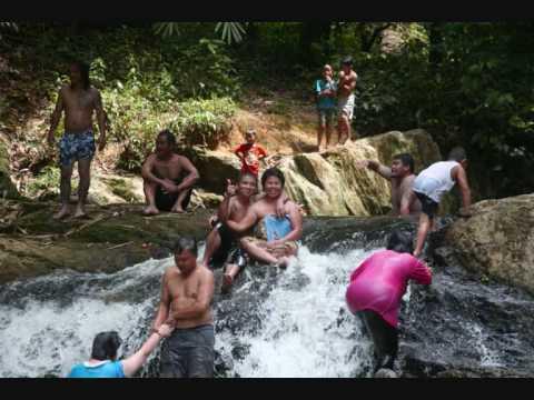 Hailey - Danji Sungai Lemanak ba Julau Waterfall