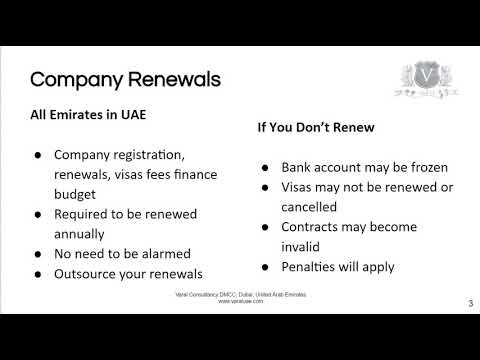 Offshore Company Registration Dubai | Outsource And Focus On Your Business