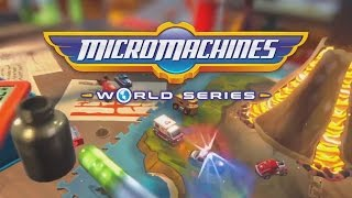 Micro Machines World Series - Retro Trailer