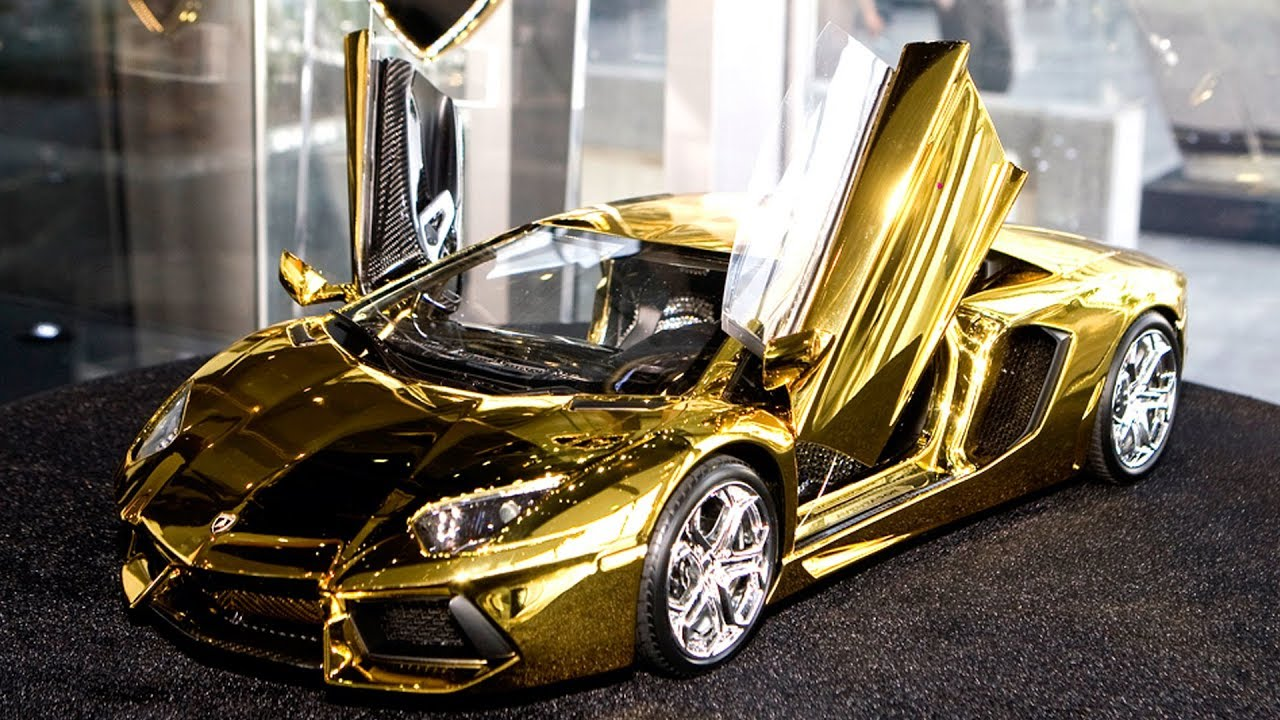 Solid Gold Cars For Sale