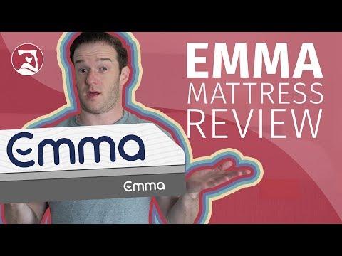 Emma Mattress Review - A Side Sleeper's Dream?