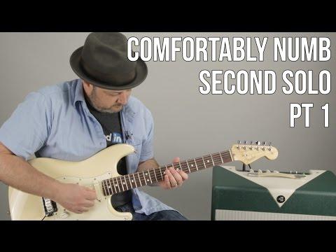 Comfortably Numb guitar chords - Pink Floyd - Khmer Chords
