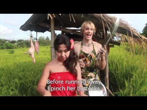 SUPERSTAR FRANSOA 'NAKAL NAKAL' ORIGINAL VIDEO CLIP