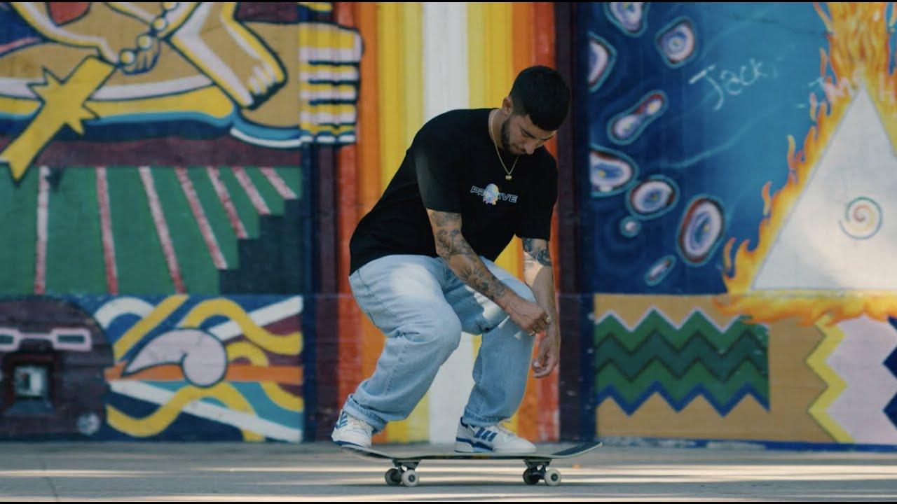 Miles Silvas for Fall 21 | Primitive Skate