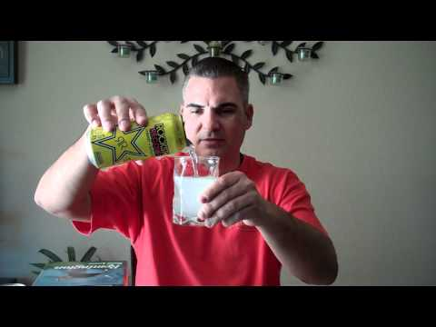 RockStar Energy Drinks (Review)